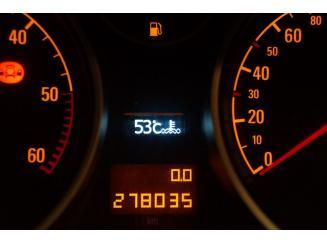 Opel Astra H IPC Vízhőfok Kijelző. Óraegység Átílakítva Vízhőfok Kijelzésére!