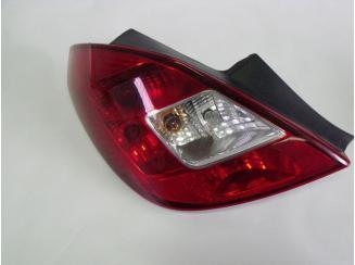 Opel Corsa D Bal Hátsó Lámpa-5 ajtós