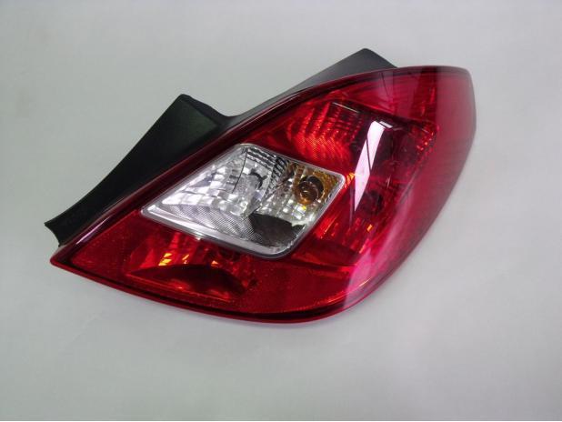 Opel Corsa D Jobb hátsó Lámpa-5 ajtós