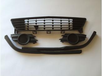 Opel Meriva A Első Lökhárító Díszrácsok és Koptatók. 2006-2010
