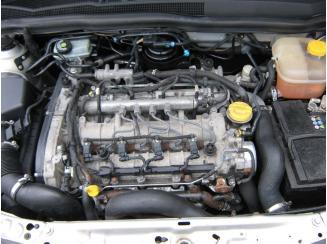 Opel Astra H Z19DTH Motor.132.000km!Kipróbálható!
