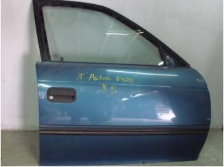 Opel Astra F Jobb Első Ajtó