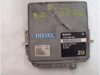 Opel Omega B 2.5TD Motorvezérlő. 0281001214 ZQ