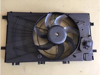 Opel Insignia Hűtőventilátor Kerettel.13413337. A16XER,A18XER. Új Utángyártott